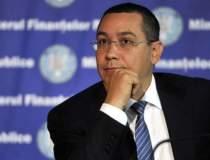 Victor Ponta, catre presa...
