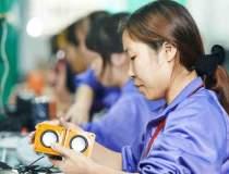 In China, cresterea cu 10% a...