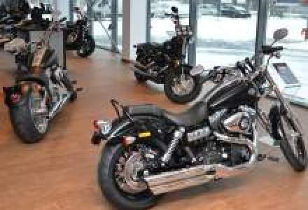 In plina criza, Harley-Davidson pluseaza in Romania cu investitii de 800.000 euro