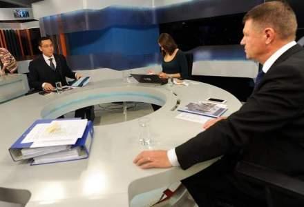Bancherii se tem de o telenovela Ponta - Iohannis in 2015. Top 7 amenintari pentru economia Romaniei anul viitor