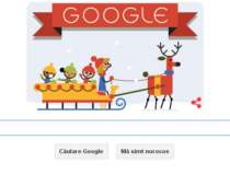 Logo-ul Google, transformat...