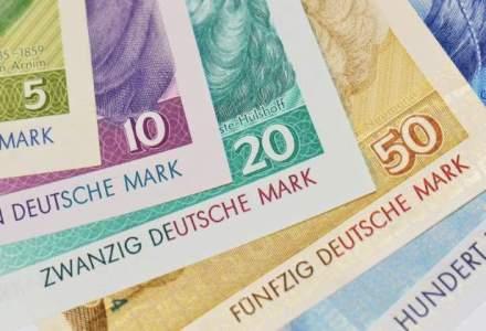 Bundesbank: 12,6 MLD. de marci germane sunt inca in circulatie