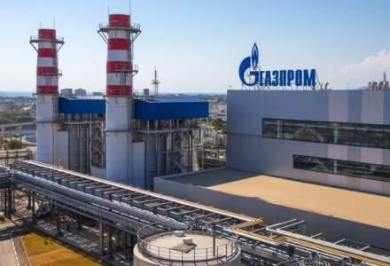 Gazprom umbla din nou la robinetul gazelor: livrarile catre Romania, reduse cu 30%