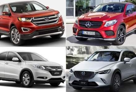 Lansari auto in 2015: Ford si Mercedes-Benz aduc cele mai multe noutati