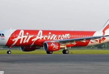 Inca un avion cu probleme la AirAsia: aeronava s-a intors la Bangkok din cauza unui zgomot suspect in cala
