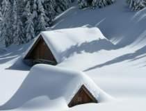 Iarna lasa romanii din zeci...