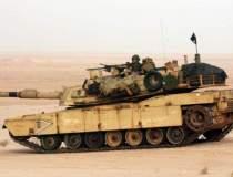 SUA vor sa stationeze tancuri...