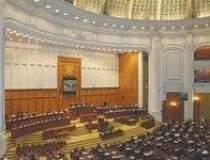 Parlamentul, in plen pe 11...