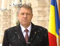 Mesajul lui Klaus Iohannis...