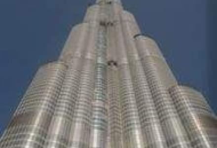 Bursa din Dubai a avansat puternic, cu o zi inainte de inaugurarea Burj Dubai
