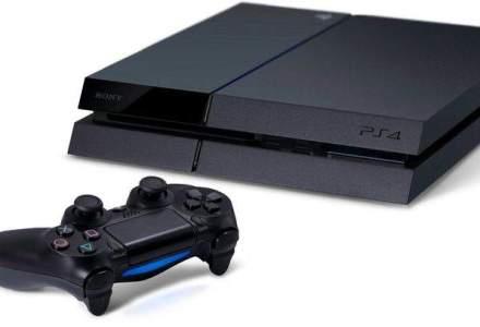 Consola Sony PlayStation 4: peste 18,5 mil. unitati vandute