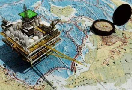 Shell si Turkish Petroleum incep lucrarile de explorare in vestul Marii Negre