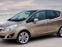 Noua generatie Opel Meriva va...