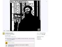 Reactii vehemente pe Facebook...