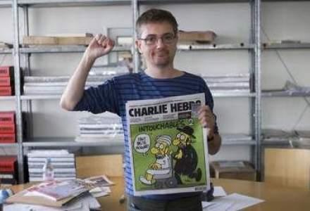 Directorul Charlie Hebdo: Prefer sa mor decat sa traiesc in genunchi