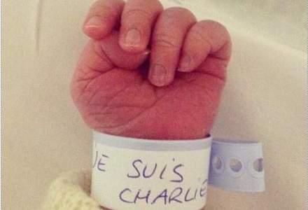 #JeSuisCharlie: cele mai emotionante imagini ale solidaritatii