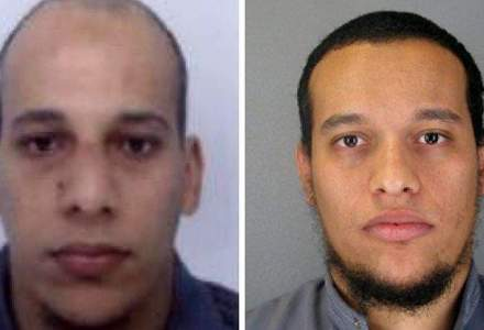 Politia i-a inconjurat pe atacatorii de la Charlie Hebdo, baricadati intr-o casa