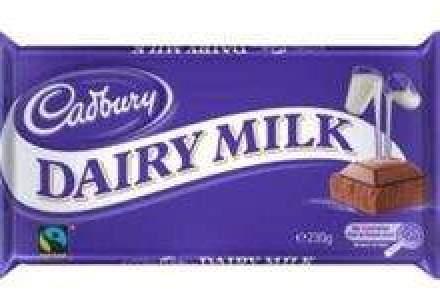 Kraft, nevoita sa renunte la operatiunile Cadbury din Romania si Polonia pentru a cumpara producatorul britanic