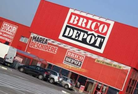 Kingfisher finalizeaza in luna martie procesul de rebranding al celor sapte magazine ramase Bricostore din Romania