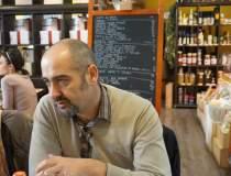 Pranz cu antreprenorul care a...