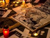 Echipa Charlie Hebdo a primit...