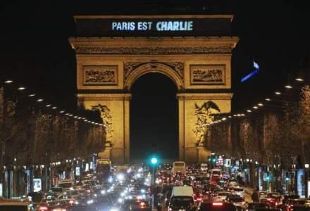 Mars de solidaritate la Paris. Presedintele Klaus Iohannis, printre cei un milion de participanti