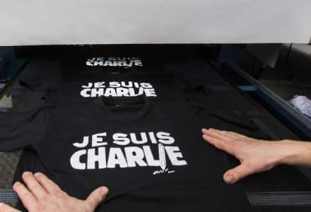 #JeSuisCharlie a devenit unul dintre cele mai populare hashtag-uri din istoria Twitter