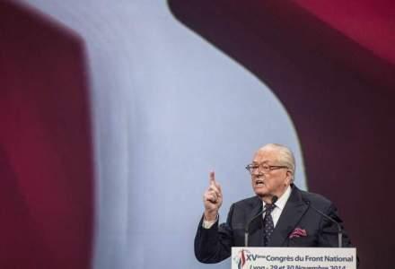 Fondatorul Frontului National din Franta: Imi pare rau, eu nu sunt Charlie