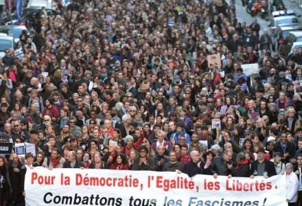 Zi istorica pentru Franta. Parisul devine capitala mondiala a luptei antiteorism