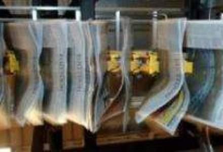 Mihnea Vasiliu, Realitatea-Catavencu: Piata de print va scadea cu 50% in 2010