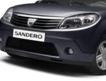 Dacia Sandero in versiunea...