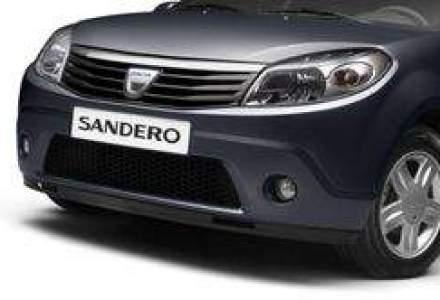 Dacia Sandero in versiunea GPL a revigorat piata masinilor din Franta