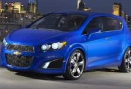 Chevrolet prezinta conceptul Aveo RS, o avanpremiera a urmatoarei generatii