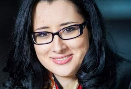 Hortensia Nastase, numita vicepresedinte al grupului Lowe. Golin va fi condusa de Monica Botez