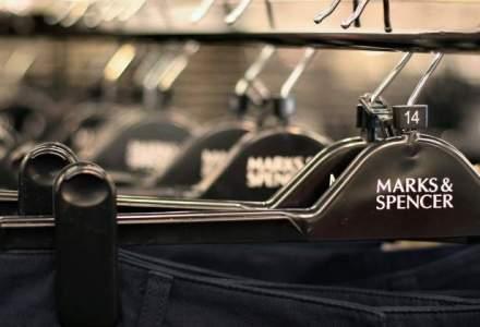 Marks&Spencer relocheaza doua magazine din Bucuresti si creste cu 30% suprafata de vanzare