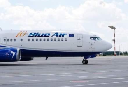 Blue Air isi deschide o baza in Larnaca, dupa ce Cyprus Airways a anuntat suspendarea activitatii
