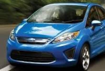 Ford Fiesta facelift va fi lansat in 2012 cu un motor nou de 1,2 litri 135 CP