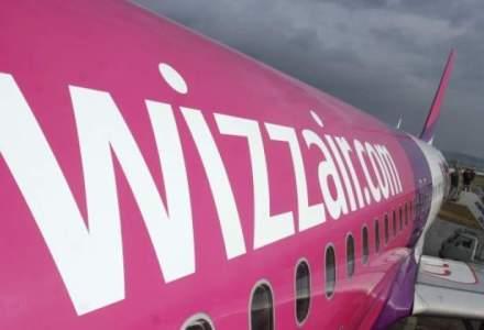 Wizz Air a transportat peste 15 MIL. pasageri anul trecut