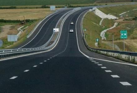 """Autostrada Comarnic-Brasov, """"groapa"""" de 8,5 mld. euro in bugetul de stat; soferii platesc o taxa initiala de 7 lei"""