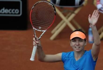Simona Halep, un nou titlu: a fost desemnata sportivul anului 2014 de COSR