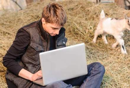 783 de sate defavorizate se vor conecta la Internet pana la sfarsitul anului