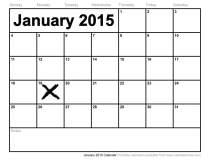 Cea mai deprimanta zi din an