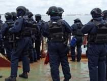 Politia germana interzice...