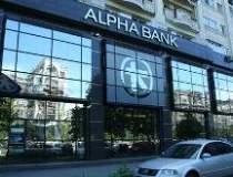 Alpha Bank a luat un imprumut...