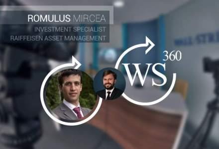 Unde investim in 2015? Discutam depre fonduri mutuale la WALL-STREET 360. INVITAT: Romulus Mircea, Raiffeisen Asset Management