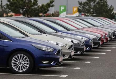 Ford si-a dublat vanzarile in Romania anul trecut