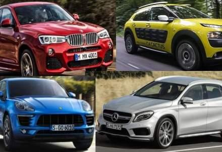 Top 10 masini concept care au fost cumparate de romani in 2014