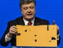 Petro Porosenko a vorbit la...