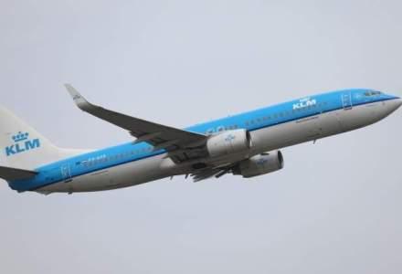 KLM este cea mai sigura companie aeriana din Europa in 2014