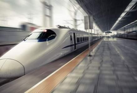 Rusia si China vor lega Moscova si Beijing printr-o cale ferata de mare viteza in valoare de 242 mld. dolari